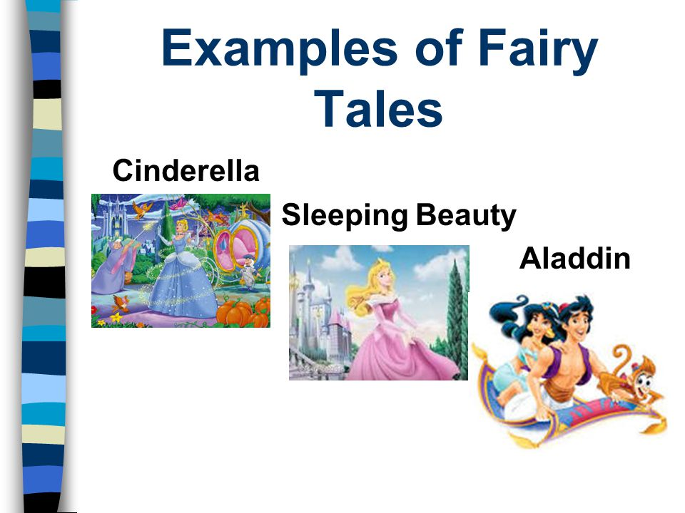 Examples of Fairy Tales