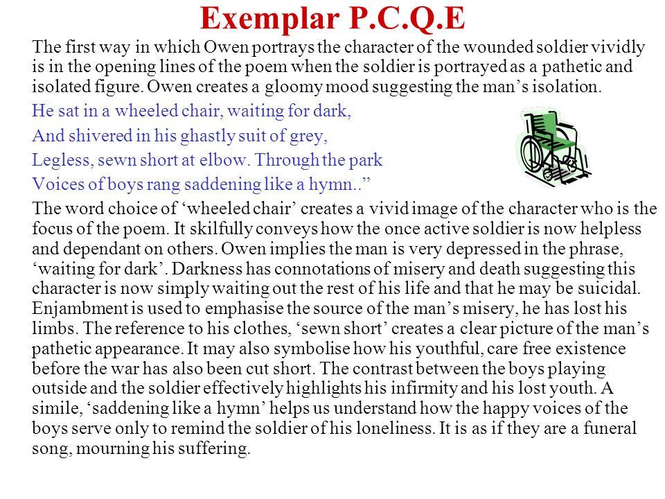 Exemplar P.C.Q.E