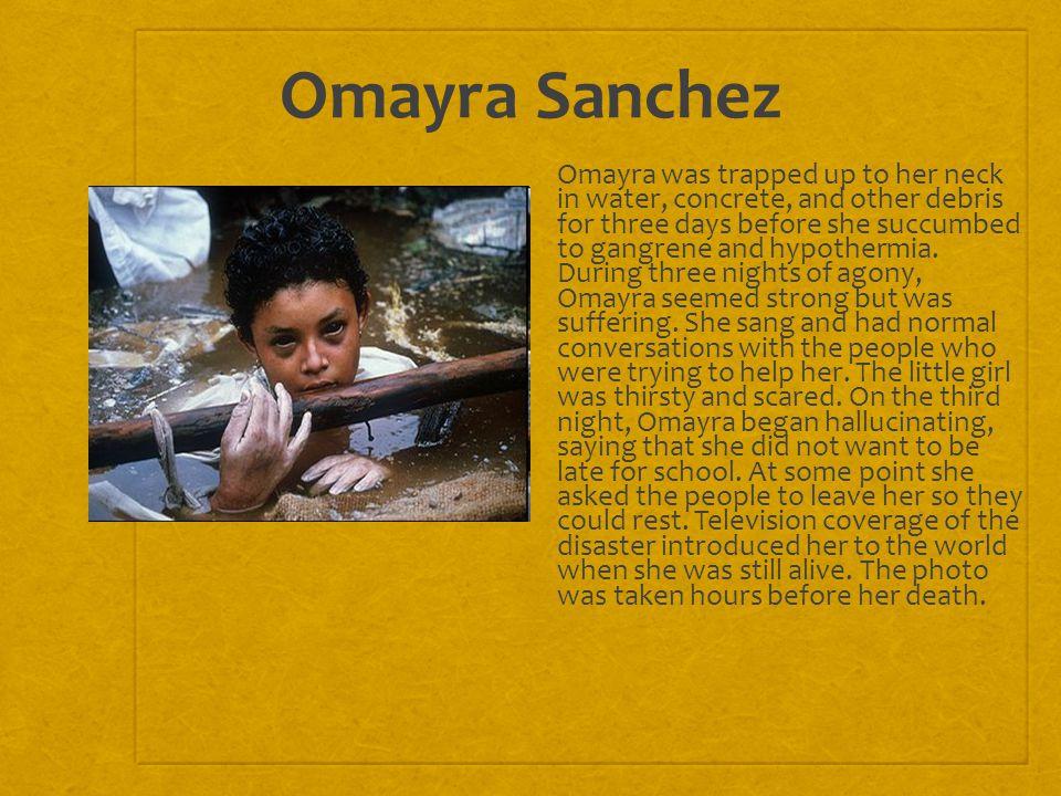 Omayra Sanchez