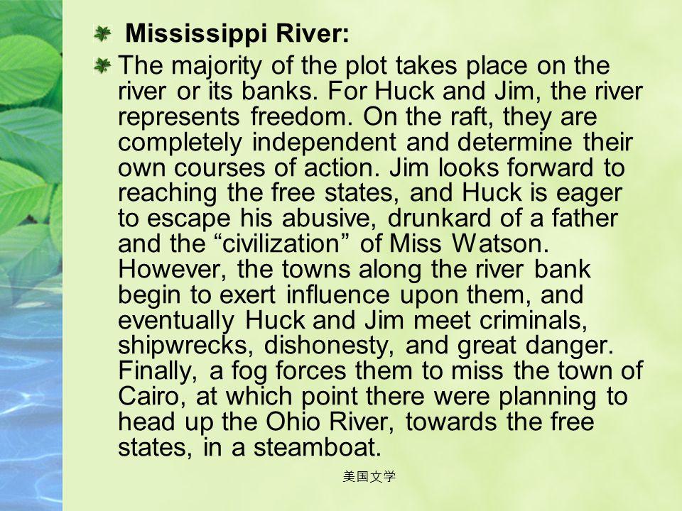 Mississippi River: