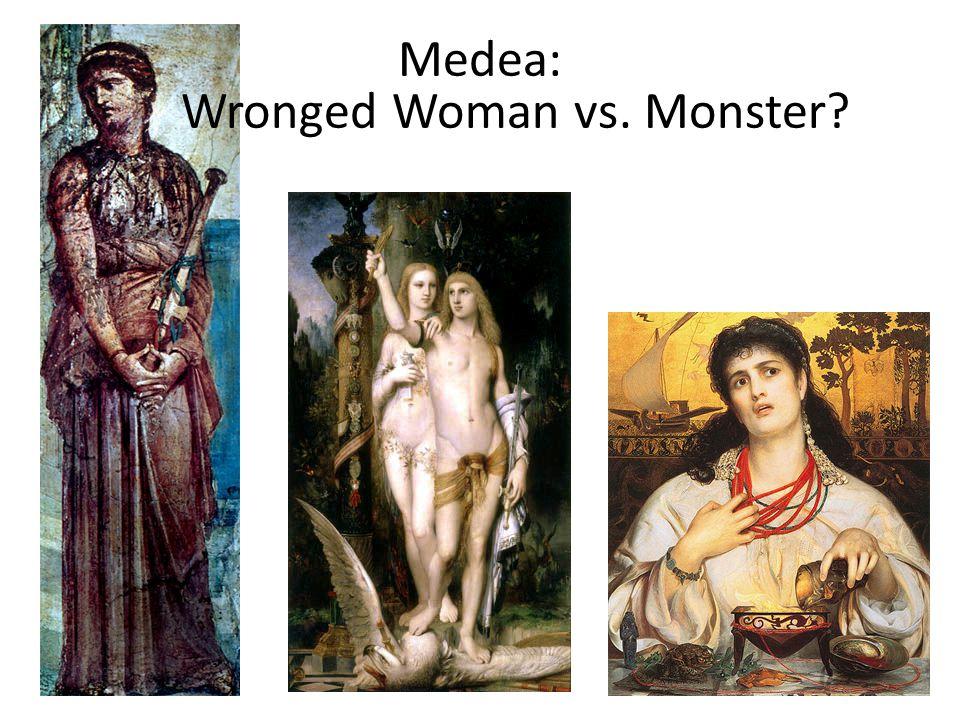 Wronged Woman vs. Monster