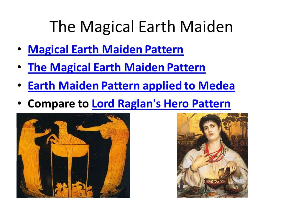 The Magical Earth Maiden