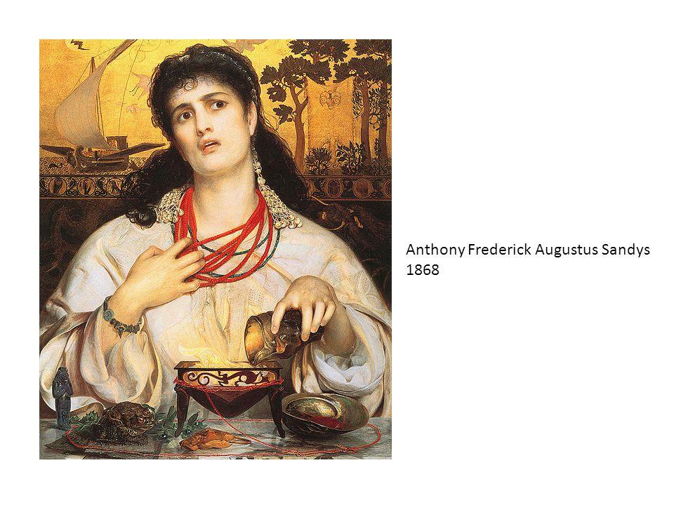 Anthony Frederick Augustus Sandys