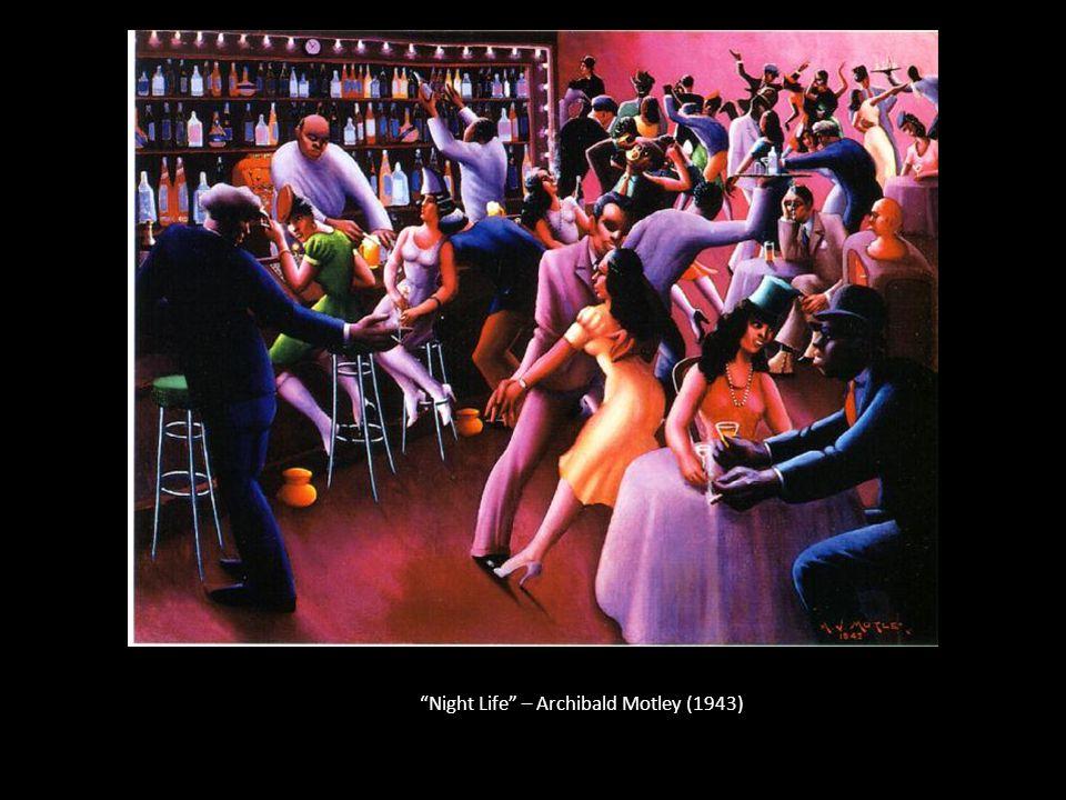 Night Life – Archibald Motley (1943)