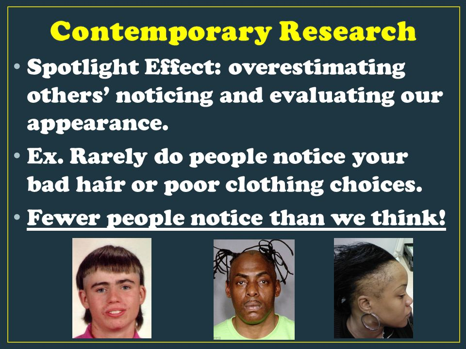 Contemporary Research
