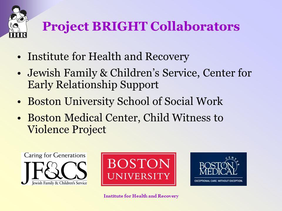 Project BRIGHT Collaborators