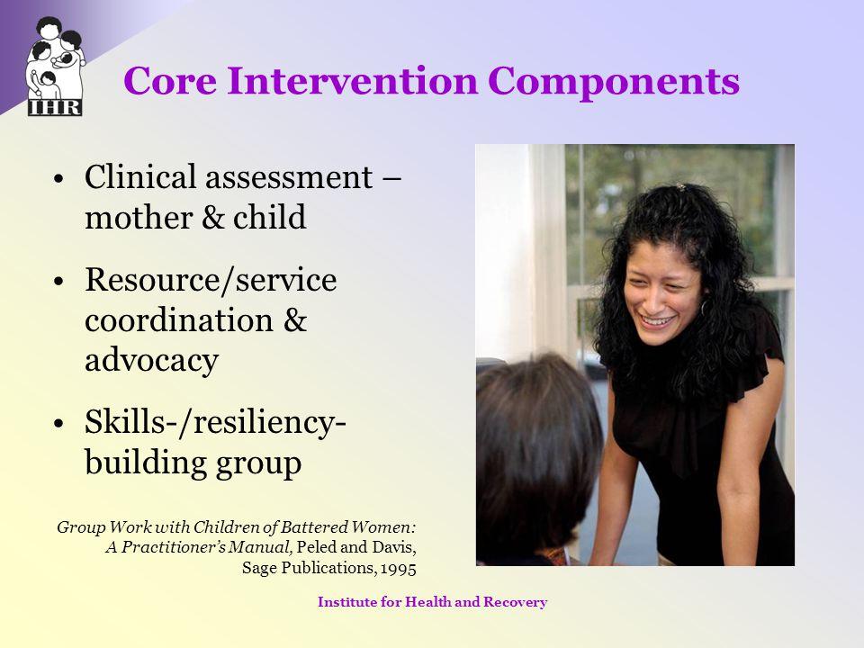 Core Intervention Components