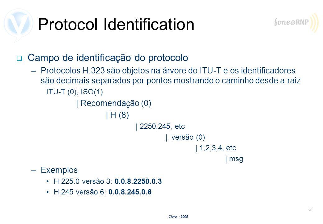 Protocol Identification