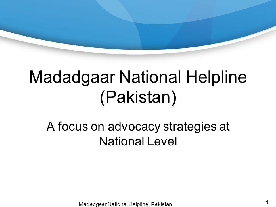 Madadgaar National Helpline (Pakistan)