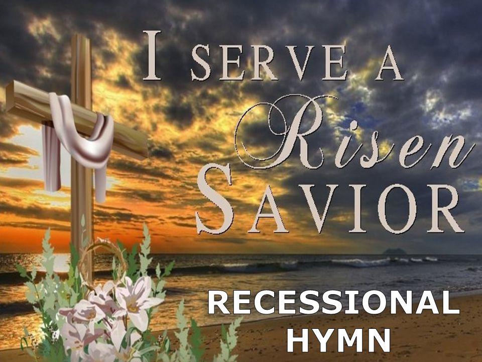 RECESSIONAL HYMN