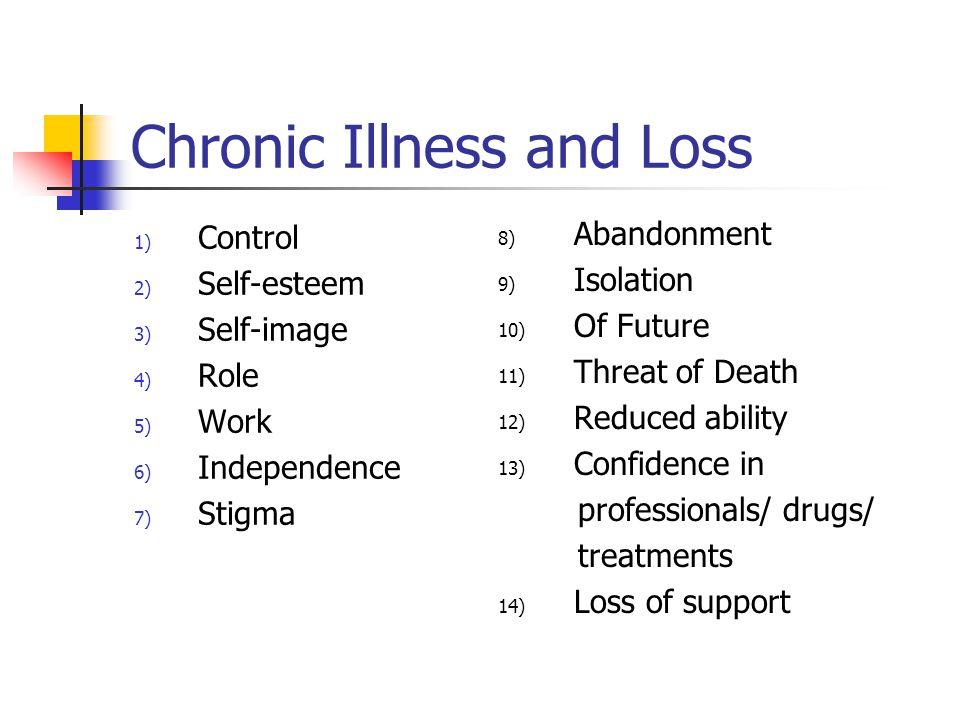 Chronic Illness and Loss
