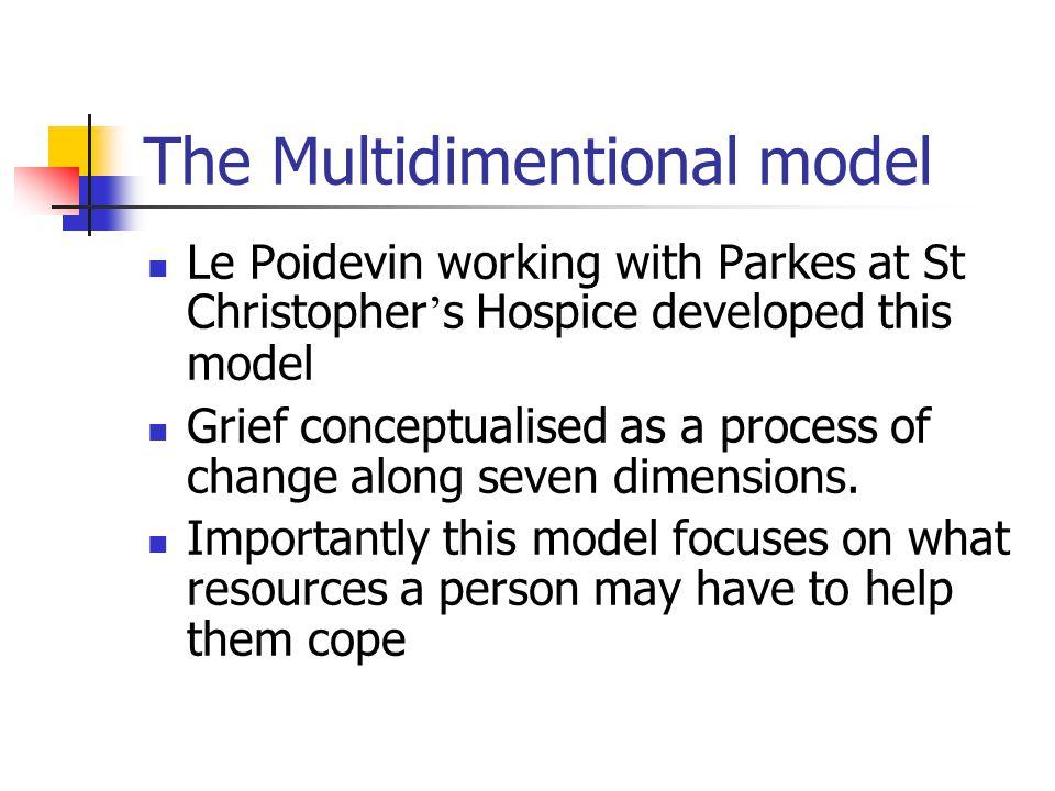 The Multidimentional model