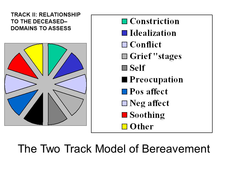 The Two Track Model of Bereavement