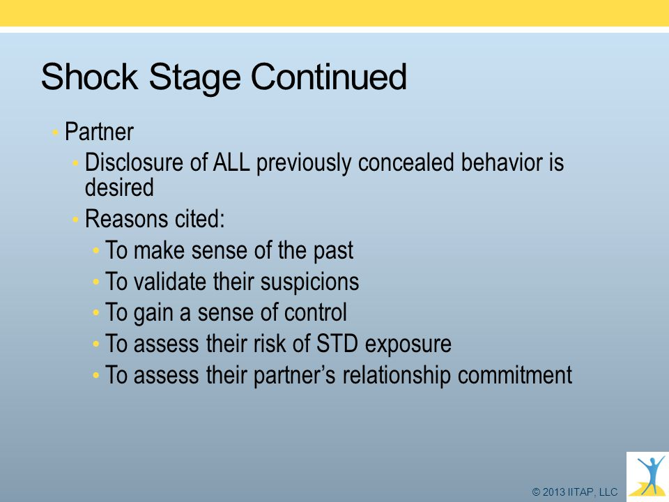 Shock Stage Continued Partner
