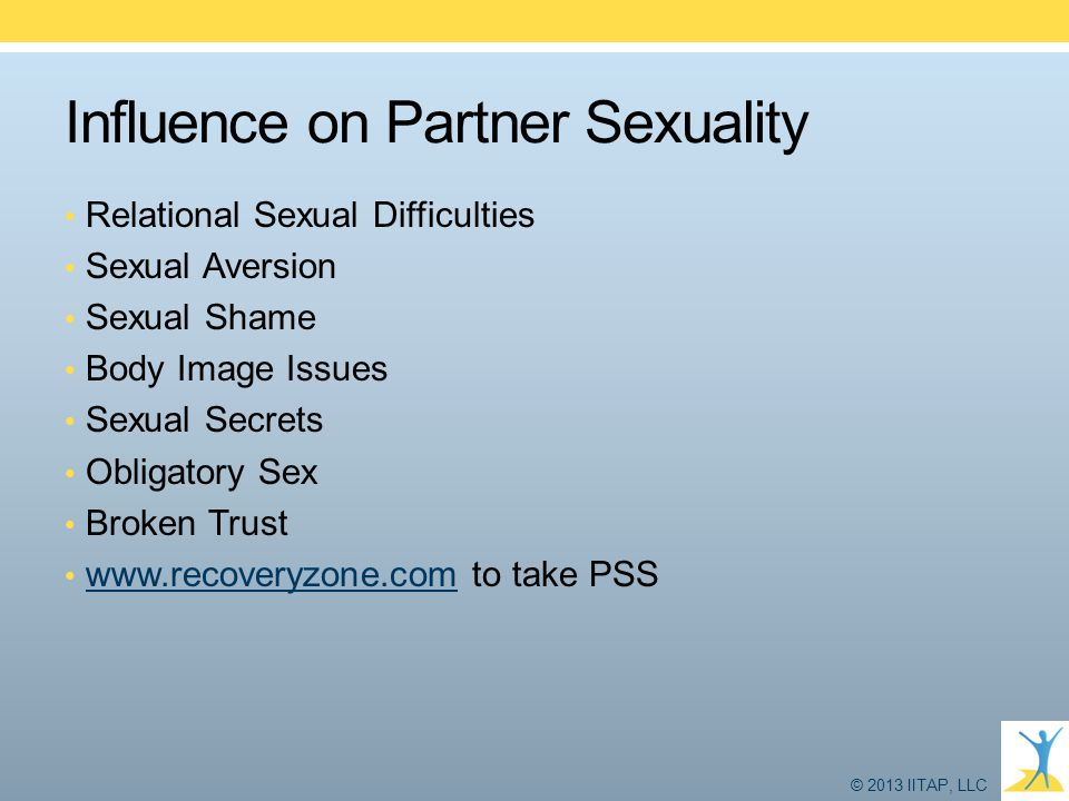 Influence on Partner Sexuality