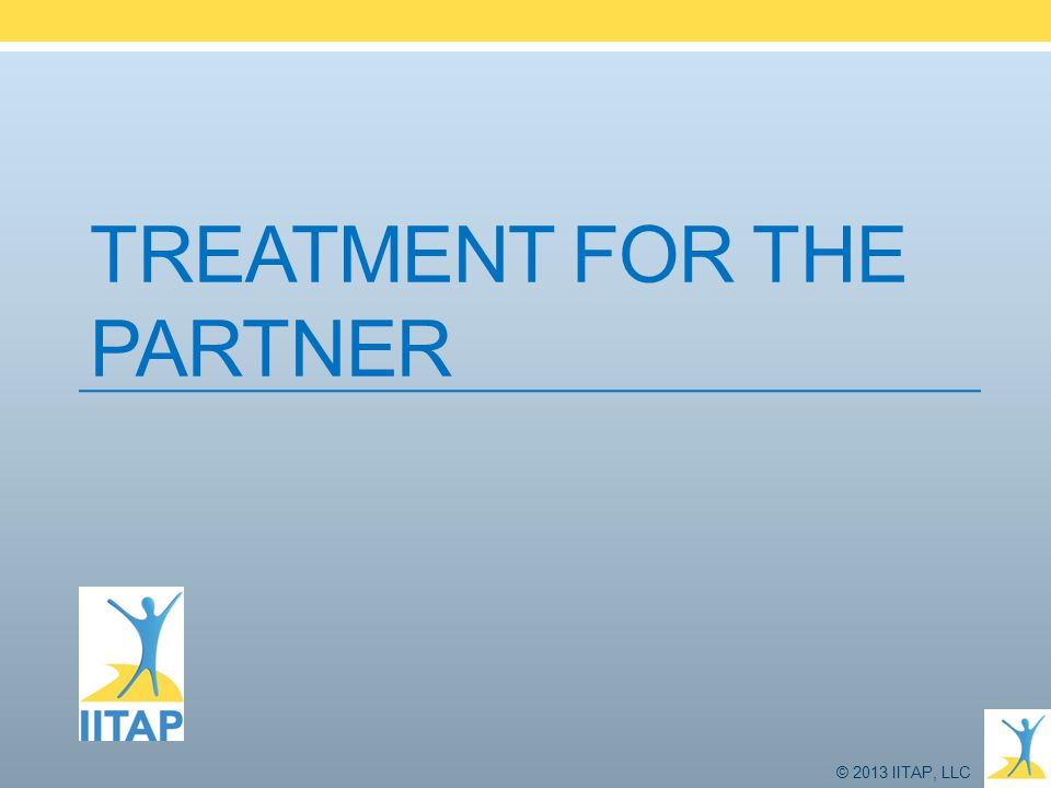 Treatment for the Partner