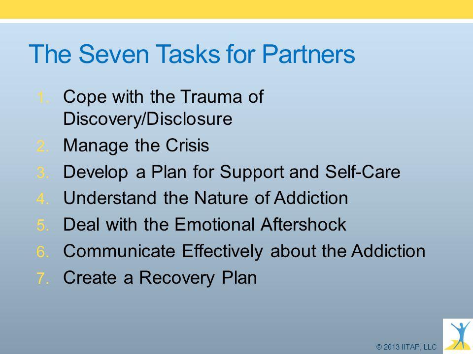 The Seven Tasks for Partners
