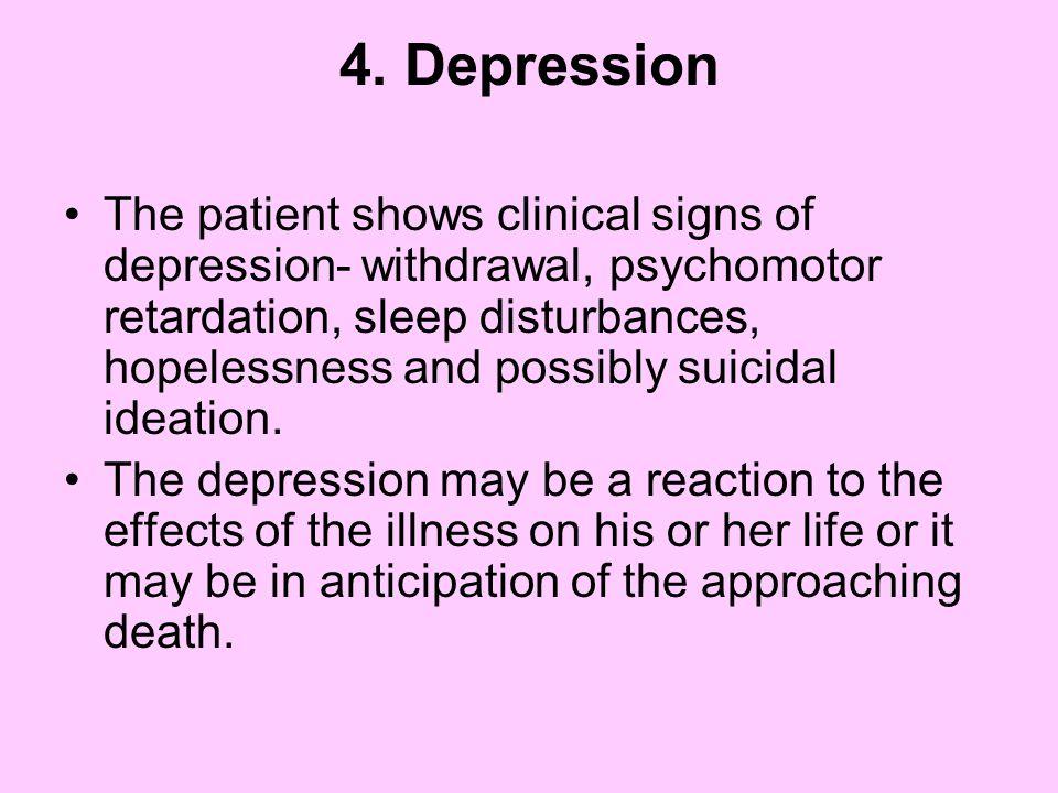 4. Depression
