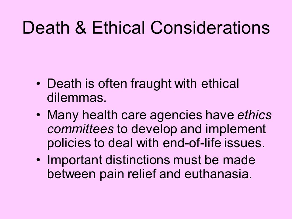 end of life ethical issues essay End of life ethical issues - dissertations and essays at most affordable prices commit your coursework to professional scholars working in the service 100% non.