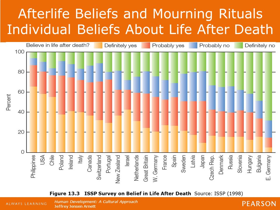 Afterlife Beliefs and Mourning Rituals Individual Beliefs About Life After Death