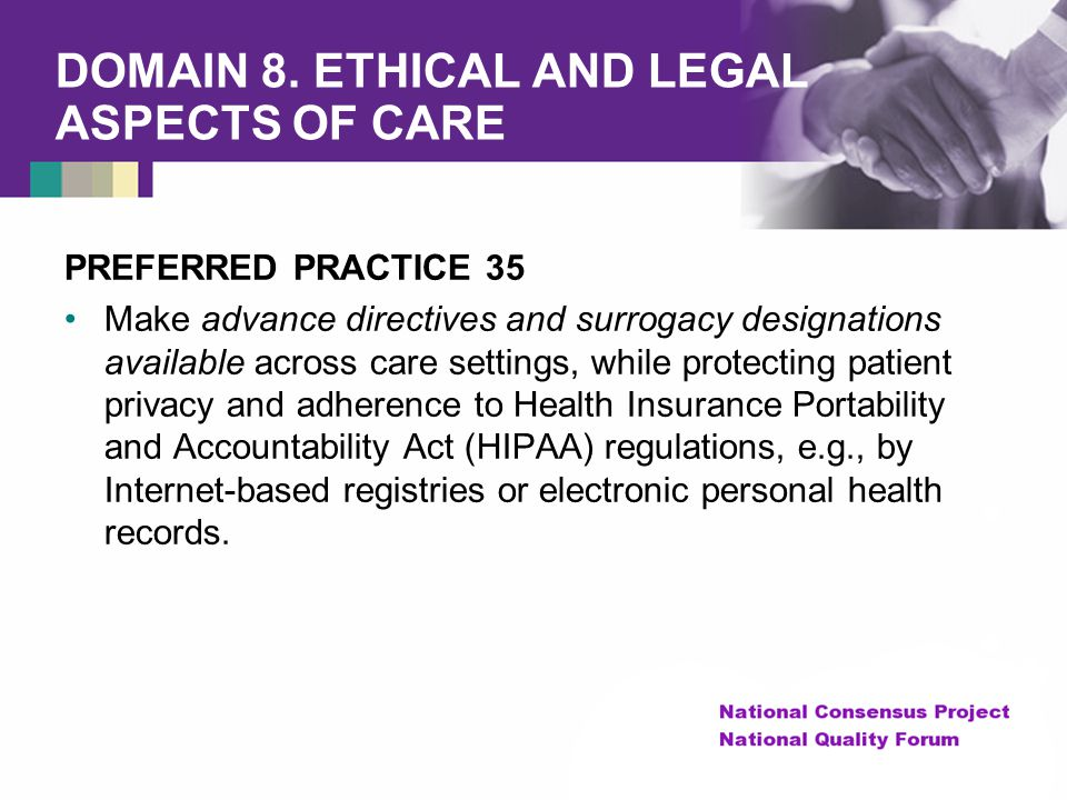 legal and ethical aspects of care Legal and ethical issues and  health care system,it is an exemplar case of the intersection of legal and ethical aspects  no entity with a legal duty of care .