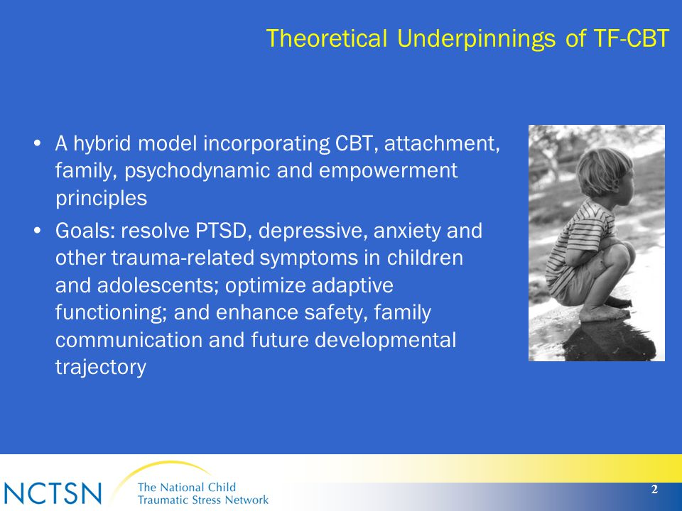 Theoretical Underpinnings of TF-CBT