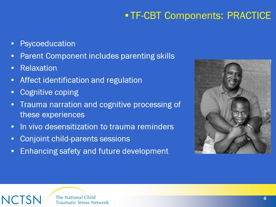 TF-CBT Components: PRACTICE