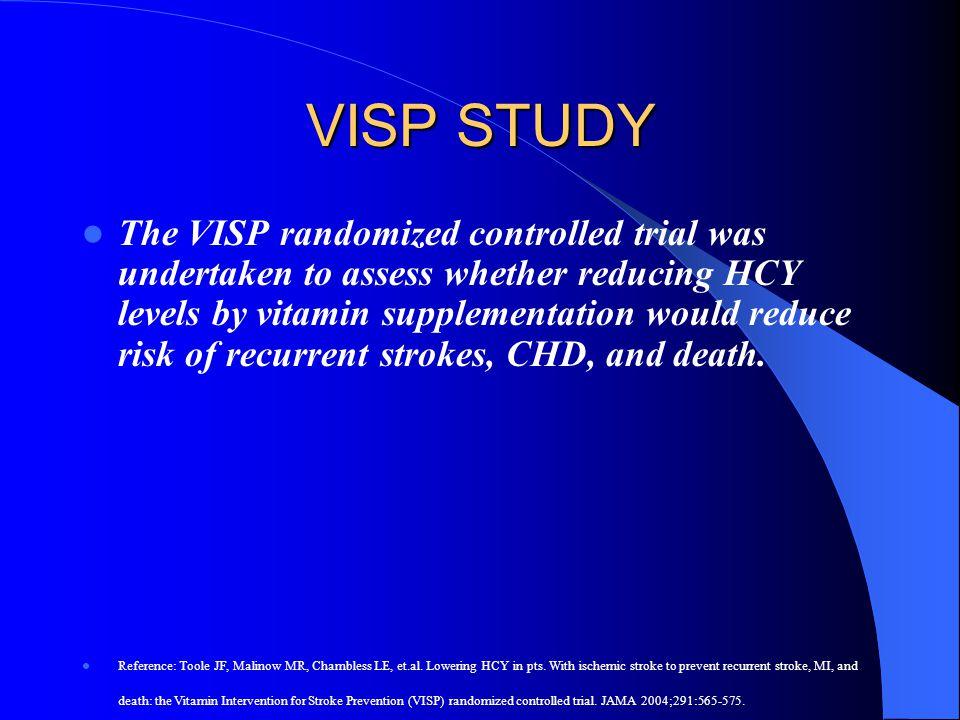 VISP STUDY