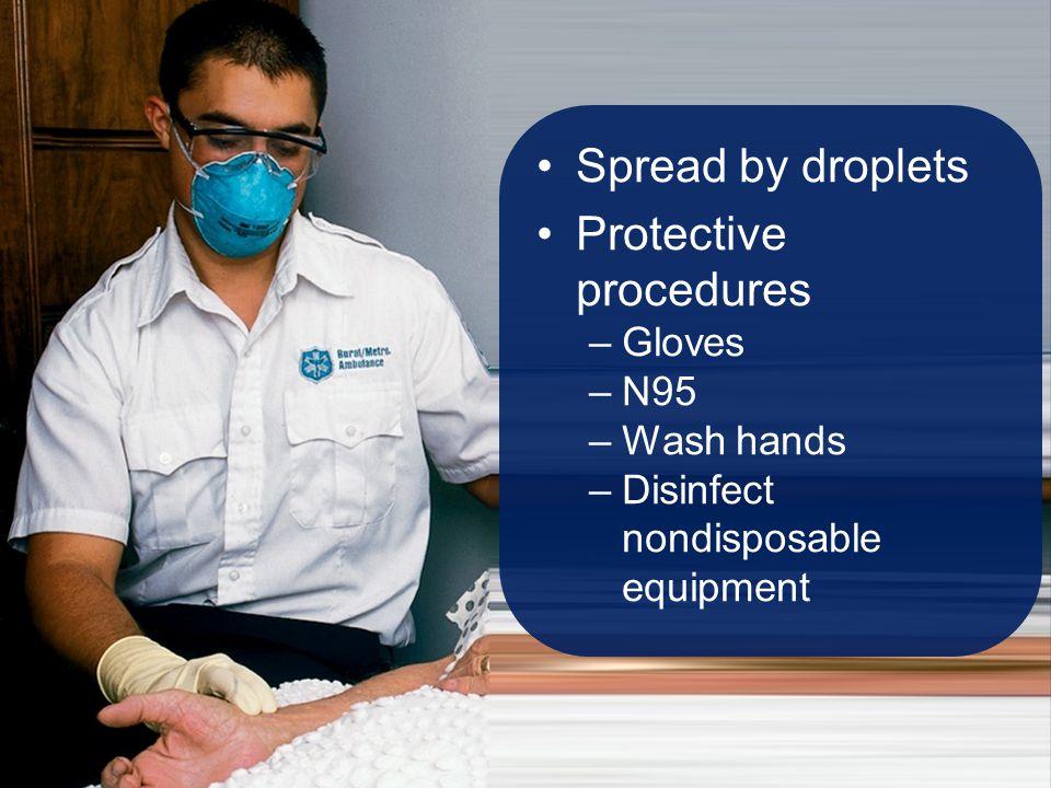 Protective procedures