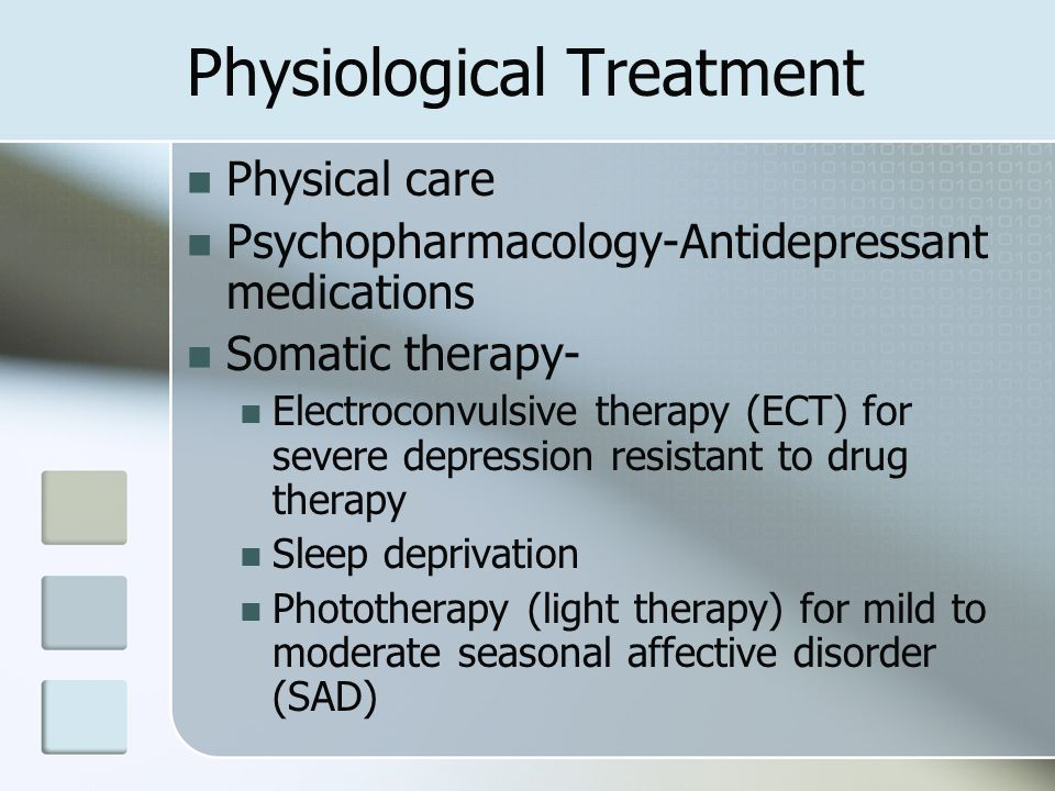 Physiological Treatment