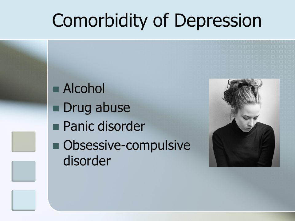 Comorbidity of Depression