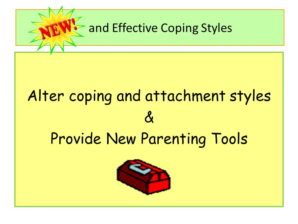 and Effective Coping Styles