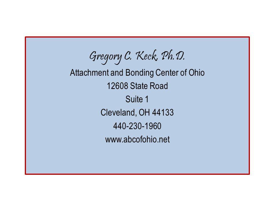 Attachment and Bonding Center of Ohio