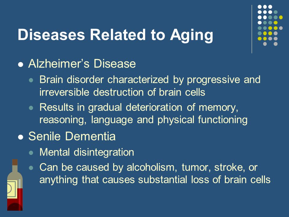 Diseases Related to Aging