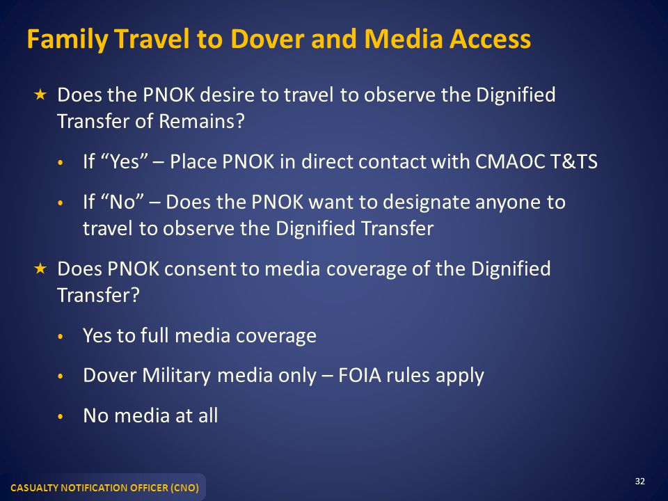 Family Travel to Dover and Media Access