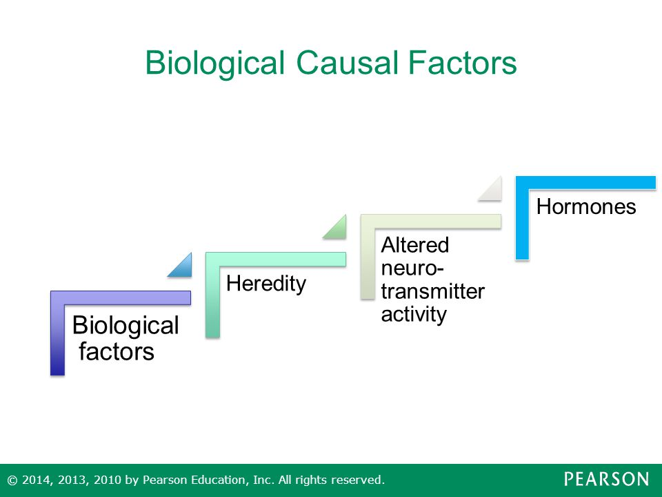Biological Causal Factors