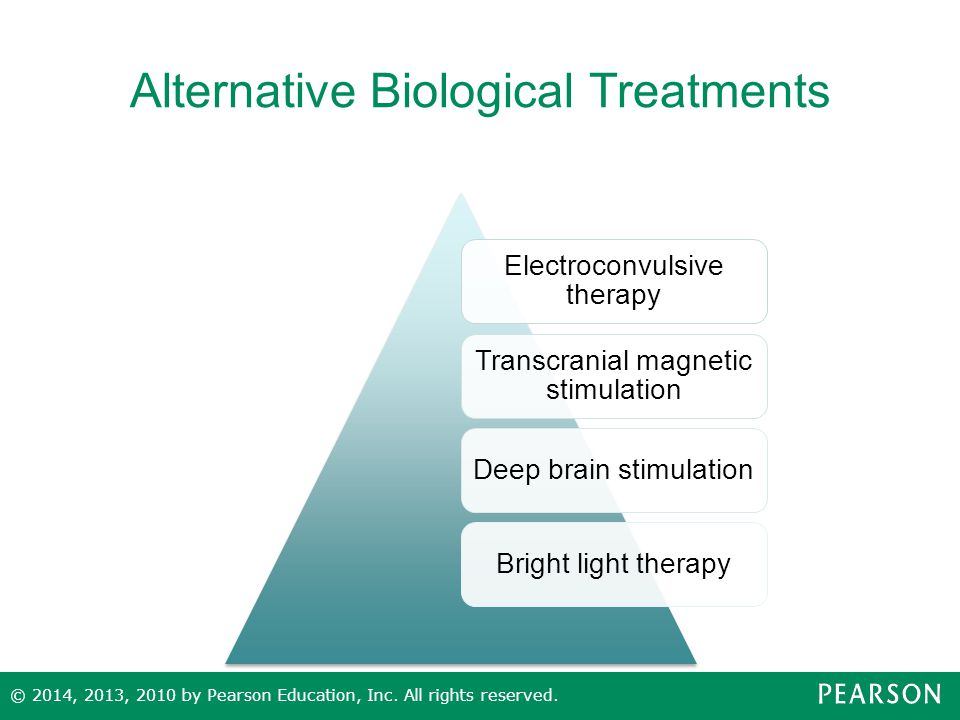 Alternative Biological Treatments