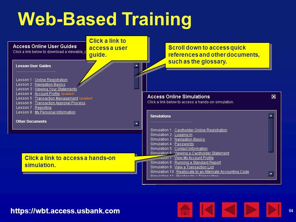 web based training Dod travel training and resource center dtmo provides a comprehensive set of resources to conduct training these resources are.