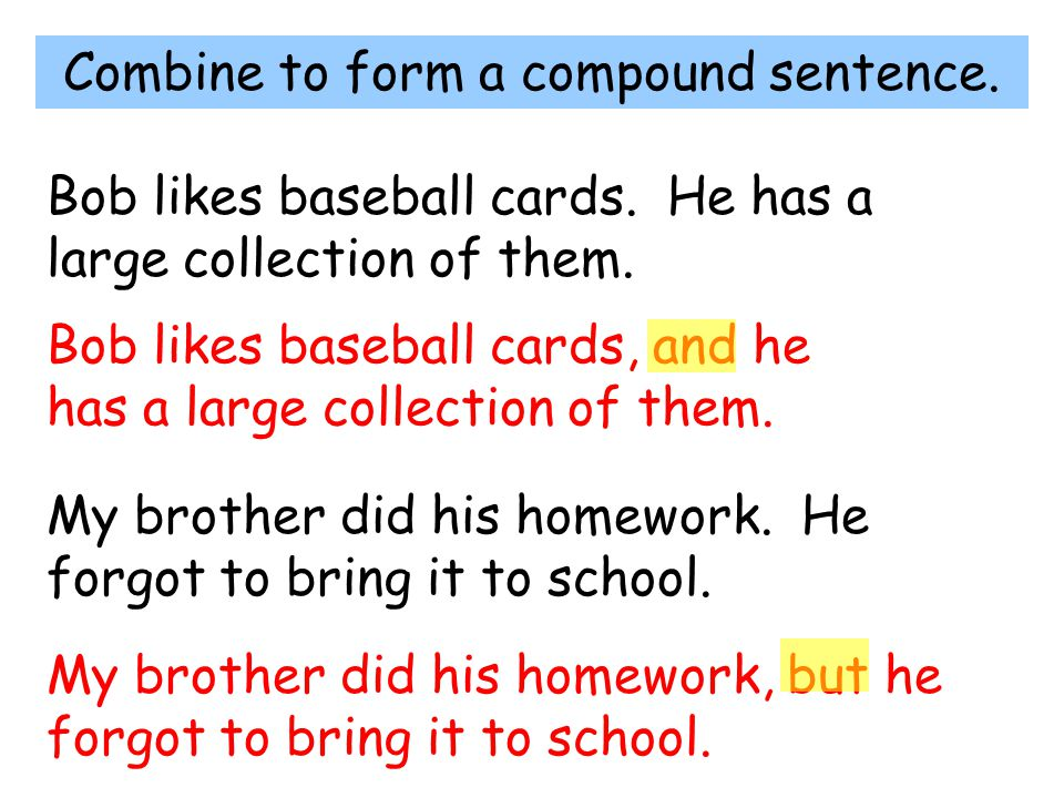 use word to combine separated words and lines into a sentence