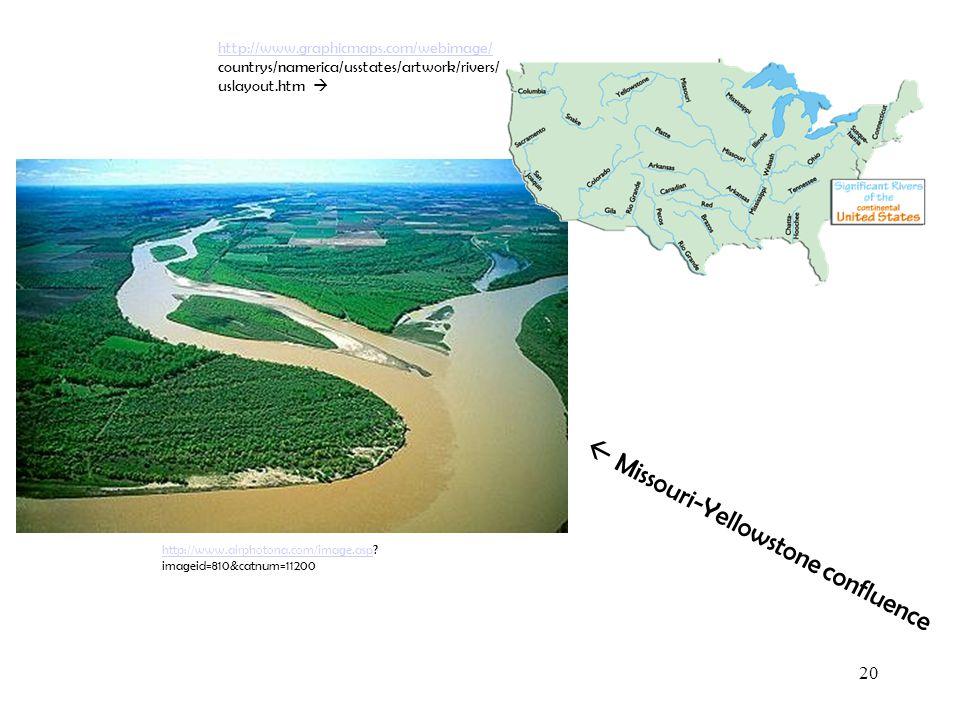  Missouri-Yellowstone confluence