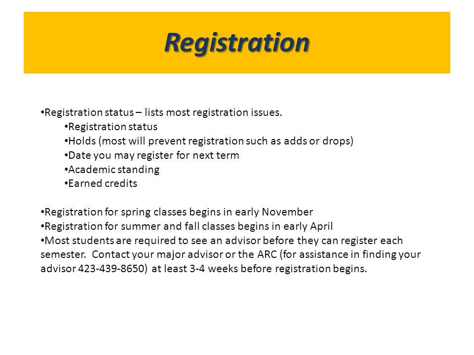 What's in GoldLink Registration