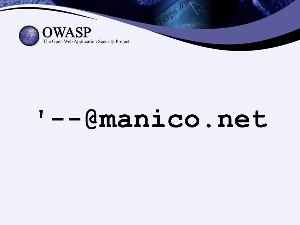 --@manico.net