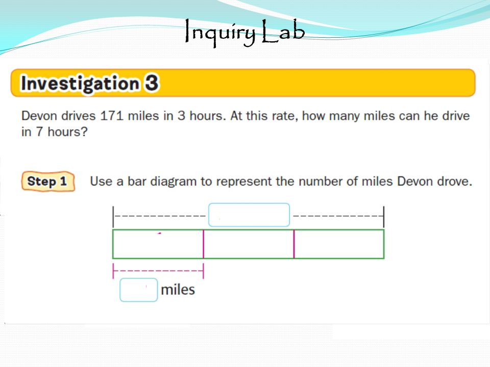 Inquiry Lab