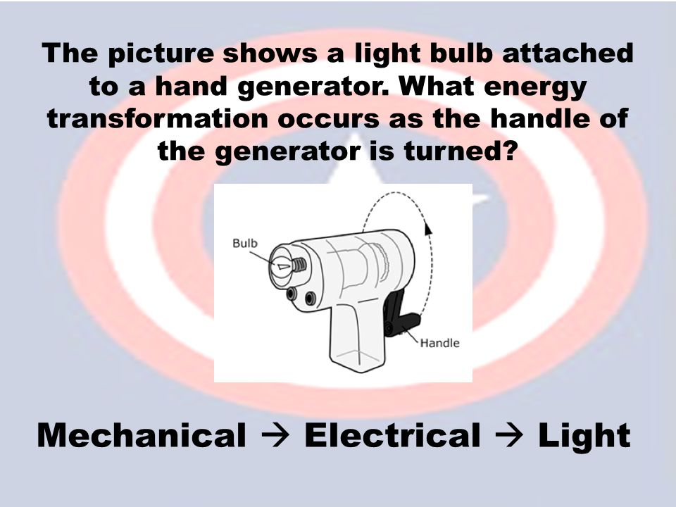 Mechanical  Electrical  Light