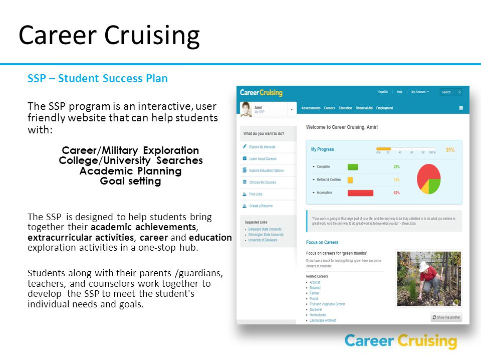 Career/Military Exploration College/University Searches