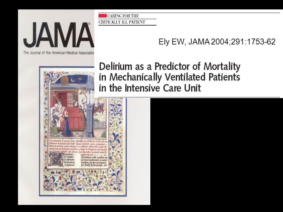 Ely EW, JAMA 2004;291:1753-62