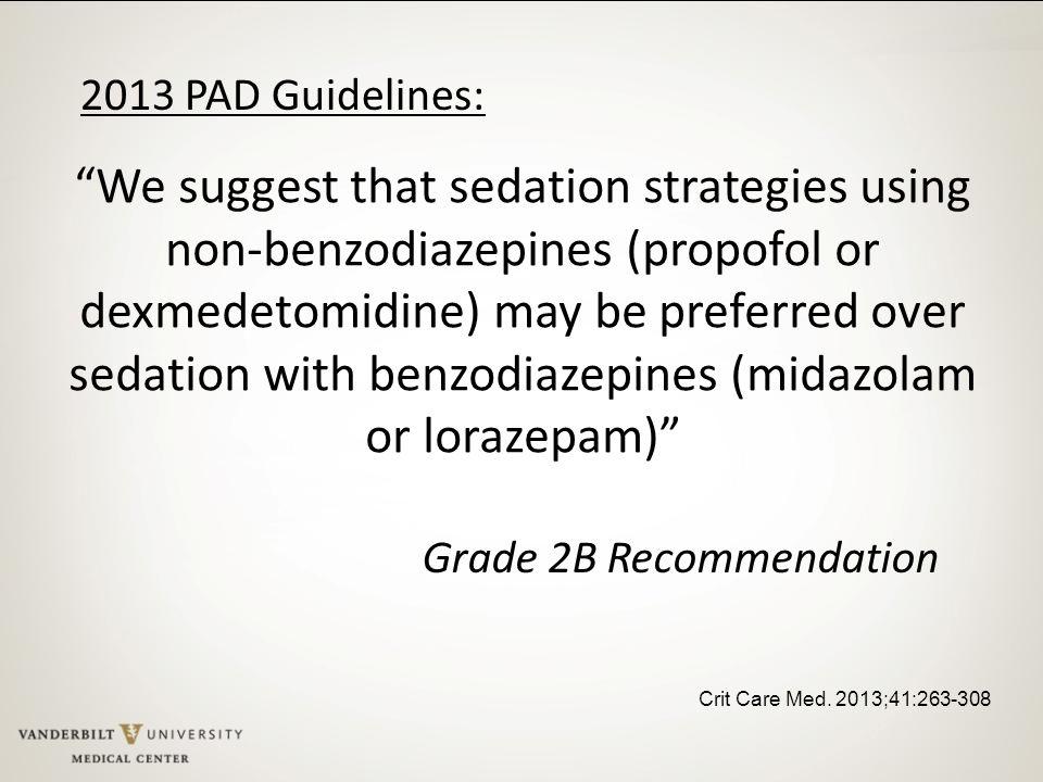 Grade 2B Recommendation