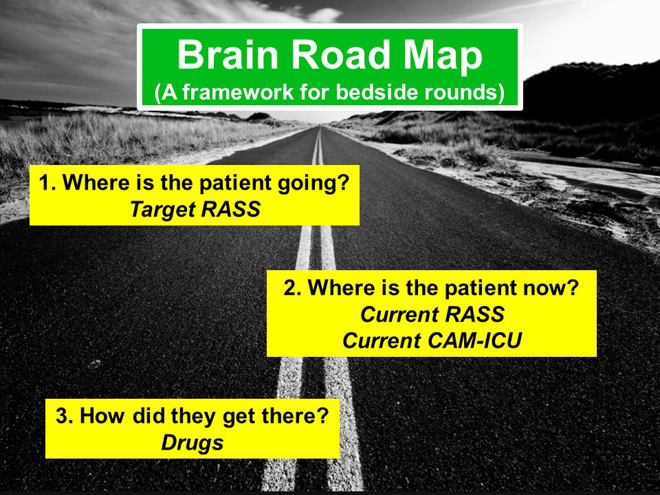 Brain Road Map (A framework for bedside rounds)