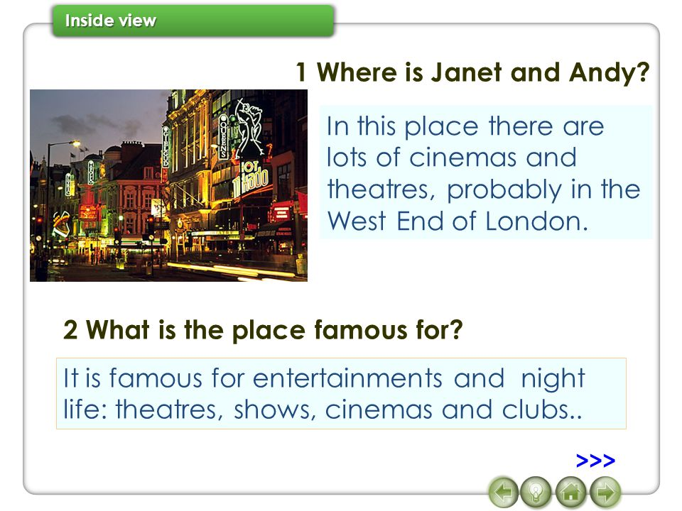 2 What is the place famous for
