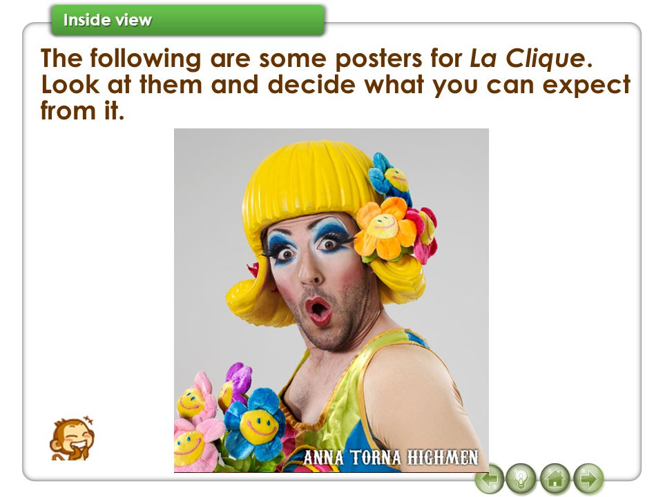 The following are some posters for La Clique